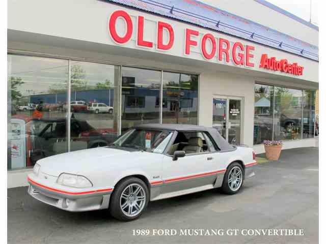 Picture of '89 Mustang GT located in Lansdale Pennsylvania Offered by Old Forge Motorcars - MCHP