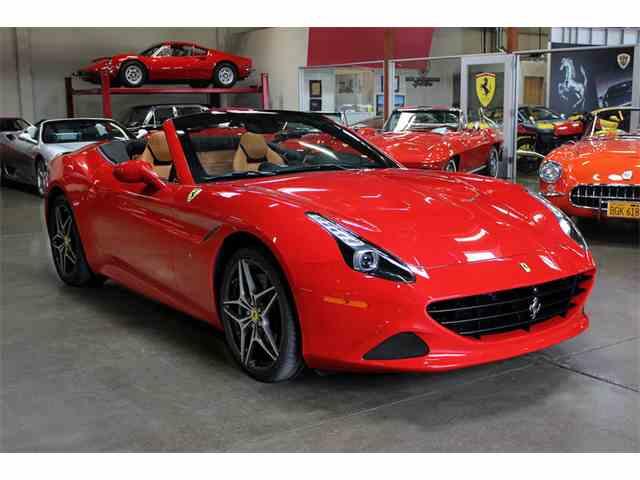 2016 Ferrari California T   1042627