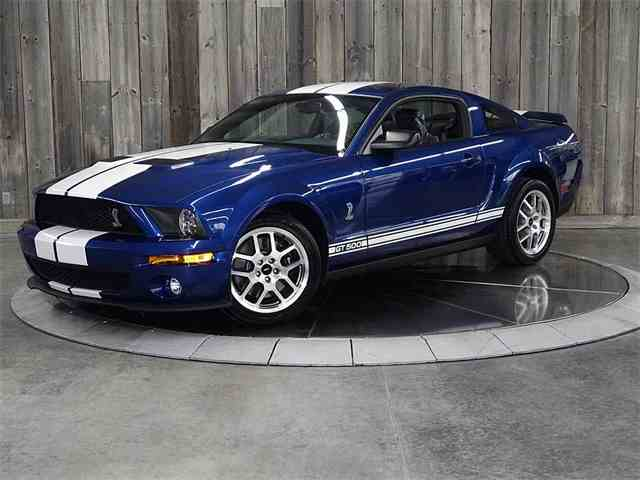 2008 Ford Mustang | 1042635