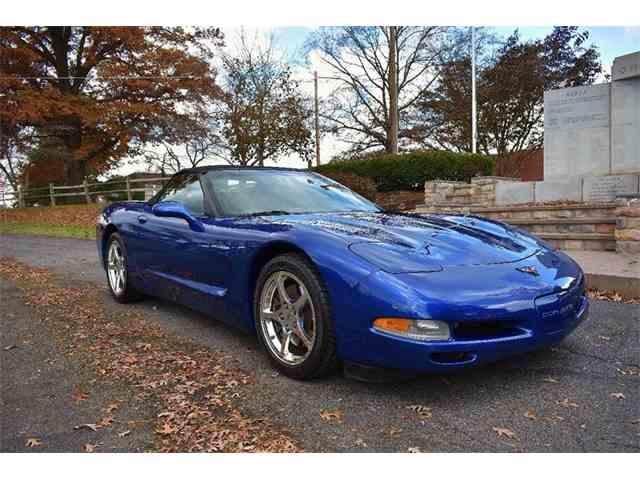 2002 Chevrolet Corvette | 1042637