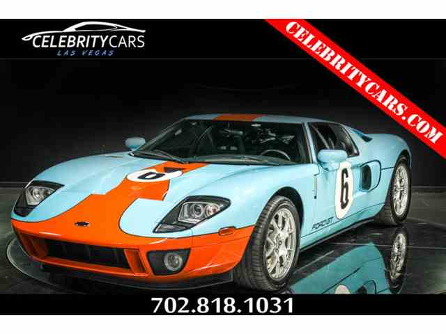 2006 Ford GT | 1042641