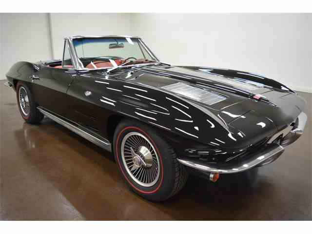 Picture of Classic 1963 Corvette located in Texas - $59,999.00 Offered by Classic Car Liquidators - MCIN