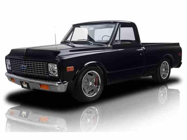 1972 Chevrolet C10 | 1042659