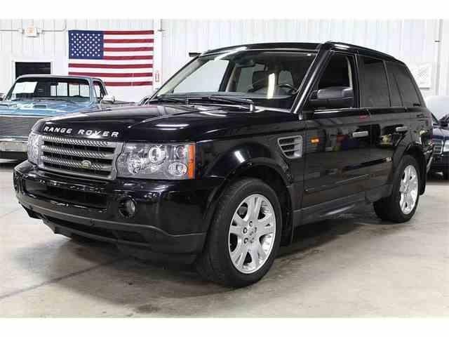 2006 Land rover Range Rover HSE | 1042662