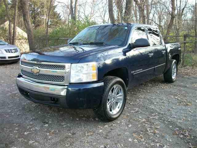 2008 Chevrolet Silverado | 1042668