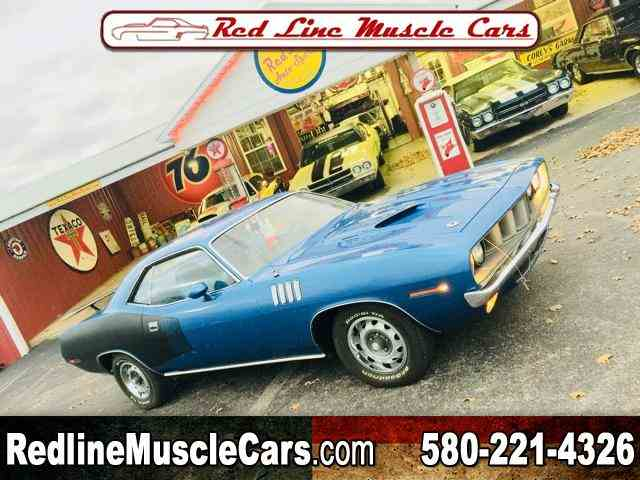 1971 Plymouth Cuda | 1042675