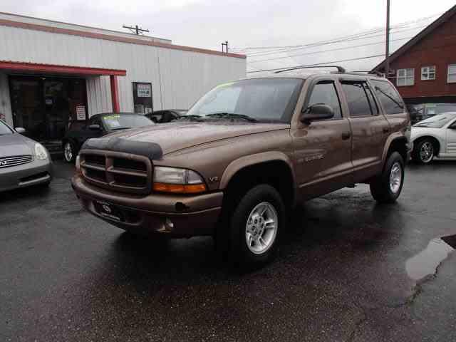 2000 Dodge Durango | 1042676