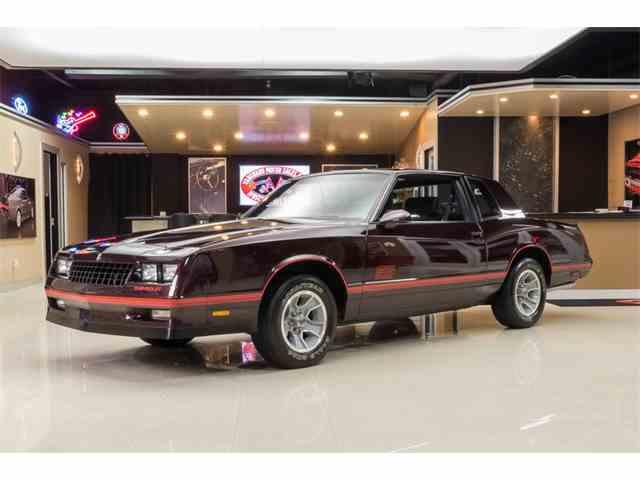1988 Chevrolet Monte Carlo | 1042679