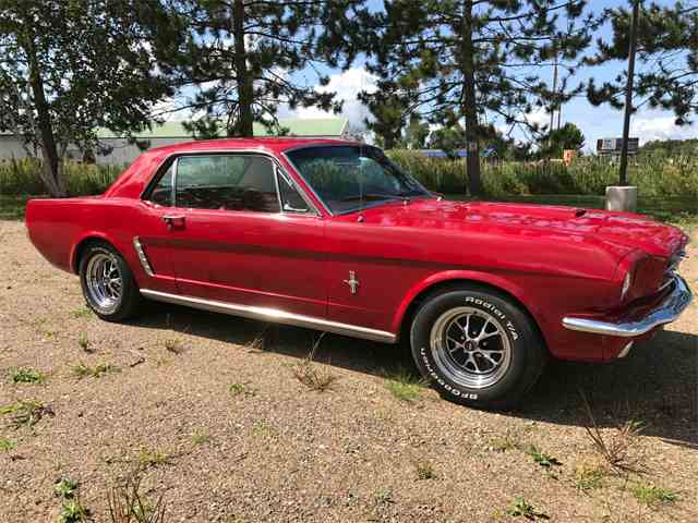 1965 Ford Mustang | 1042684