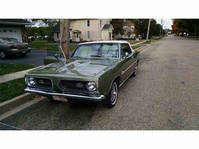 Picture of Classic '68 Plymouth Barracuda - MCJN