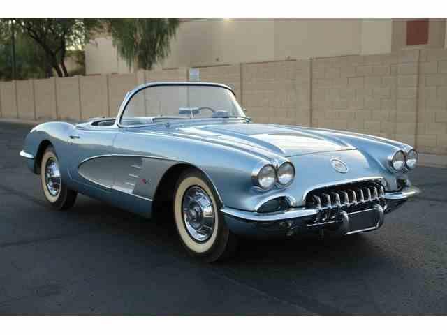 1958 Chevrolet Corvette | 1042693