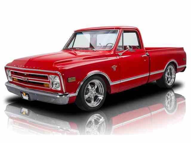 1968 Chevrolet C10 | 1042697