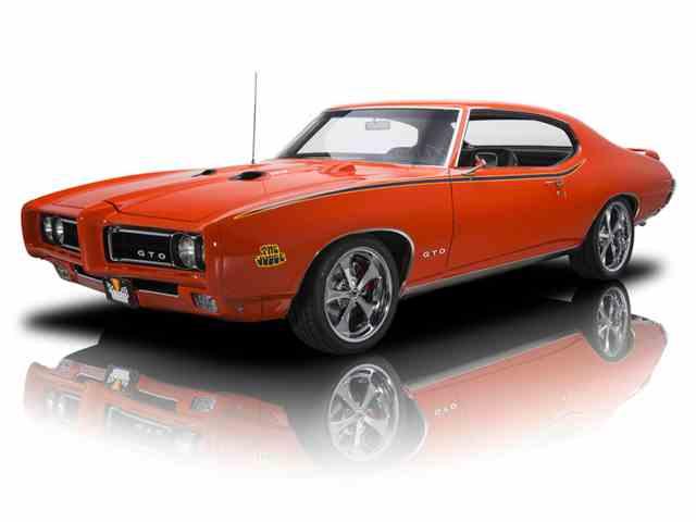 1969 Pontiac GTO | 1042717