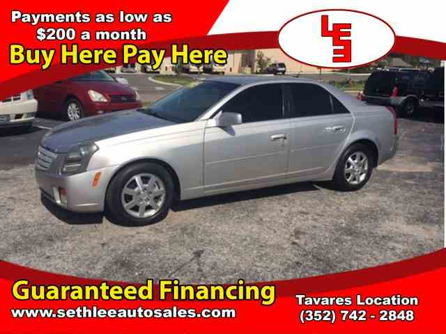 2004 Cadillac CTS | 1040272