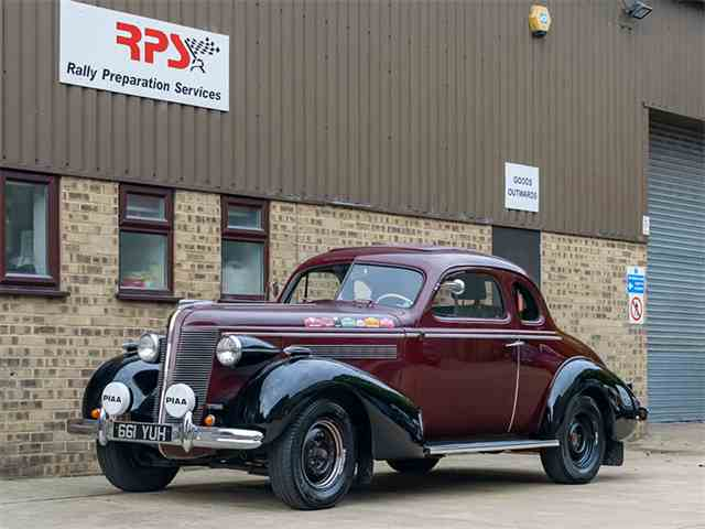 Picture of Classic 1937 Series 40 located in OXFORDSHIRE - $101,300.00 Offered by Rally Preparation Services - MCKR