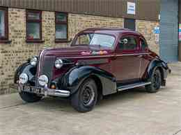 Picture of Classic 1937 Buick Series 40 located in Oxfordshire - $101,300.00 Offered by Rally Preparation Services - MCKR