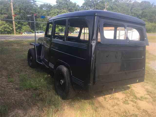 1951 Willys Jeep Wagon | 1042733