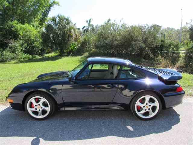 1996 Porsche 993/911 Carrera Turbo   1042742