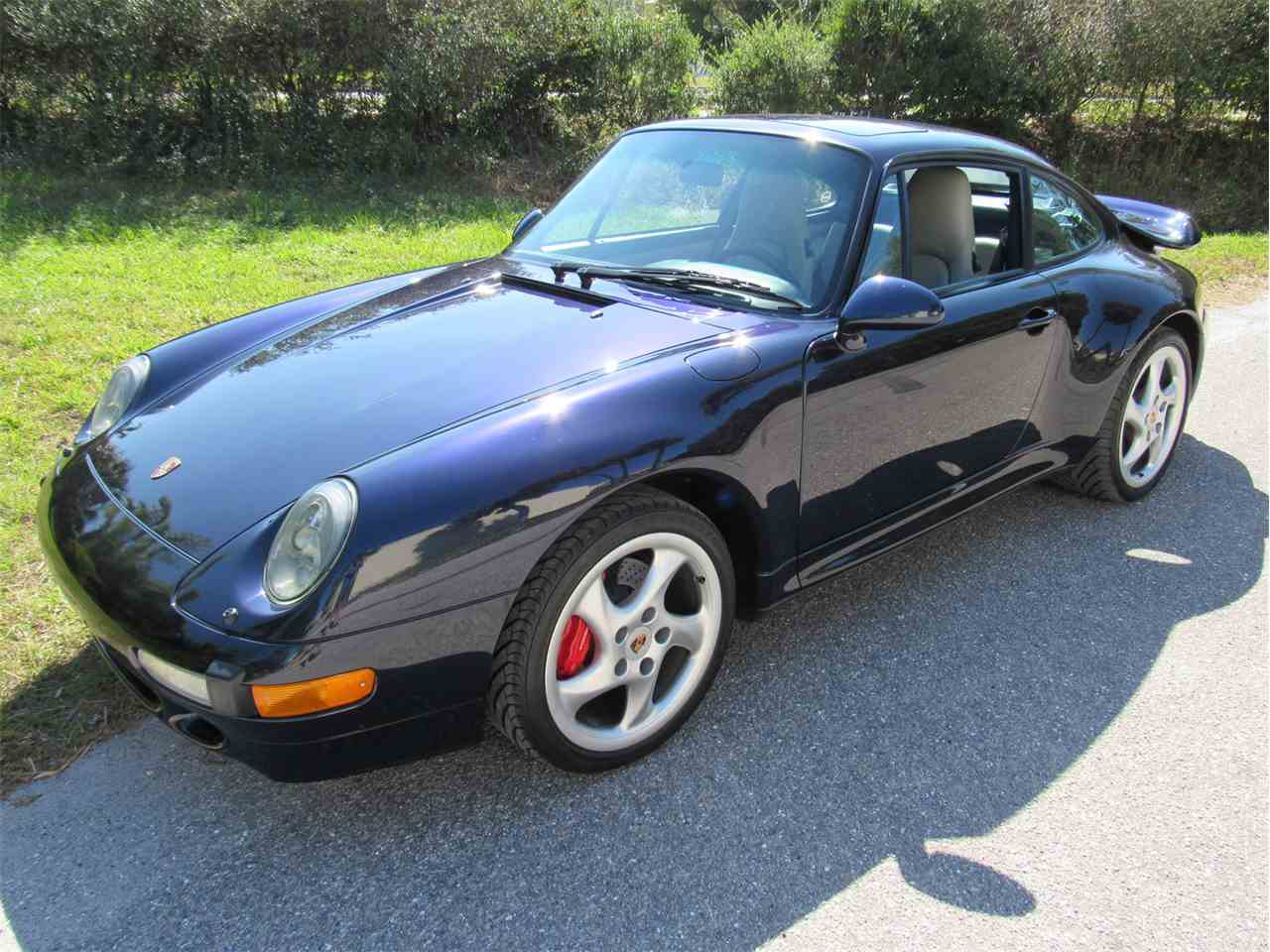 Large Picture of '96 993/911 Carrera Turbo - MCL2