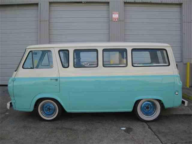 1961 Ford Econoline | 1042745