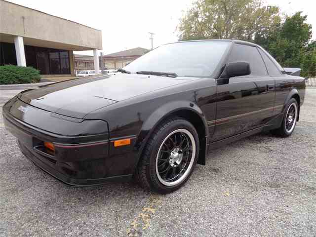 1986 Toyota MR2 | 1042750