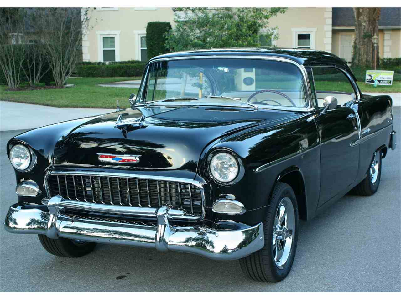 Large Picture of '55 Bel Air - MCLQ