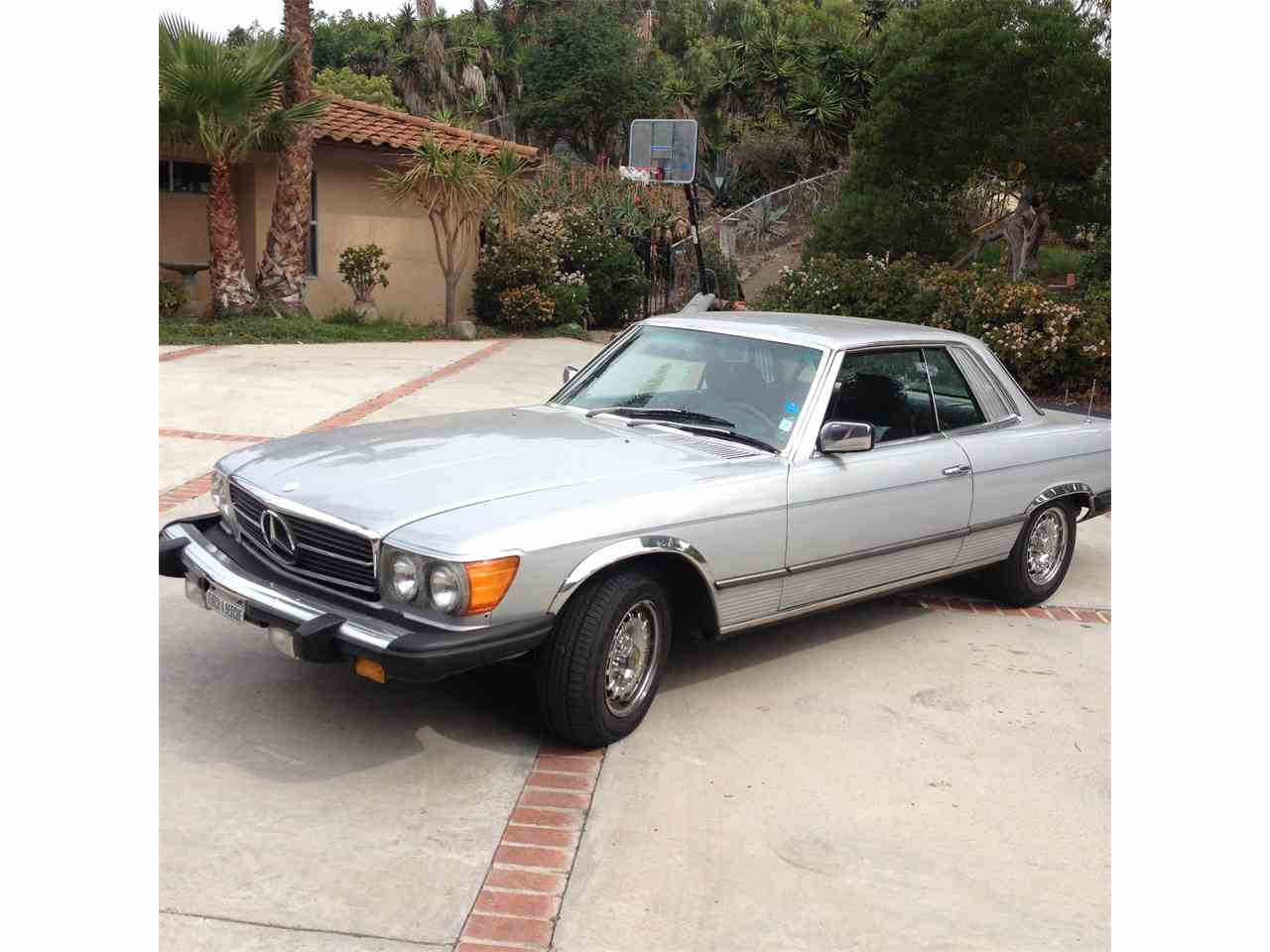 1979 mercedes benz 450sl for sale cc for Mercedes benz of santa fe