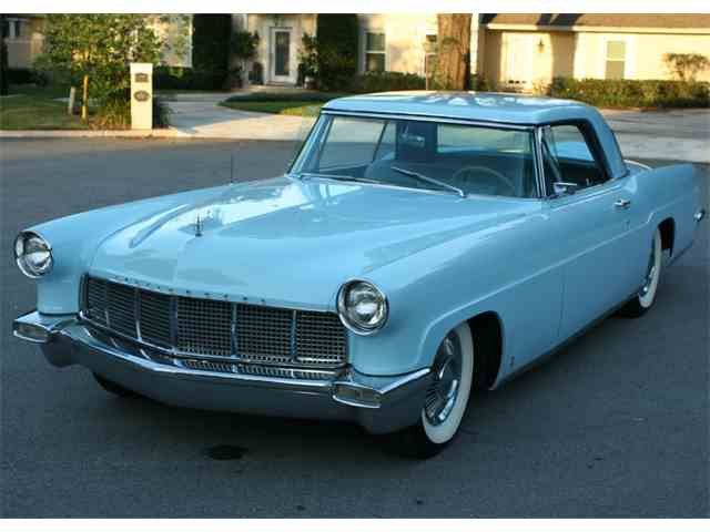 1956 Lincoln Continental Mark III | 1042771