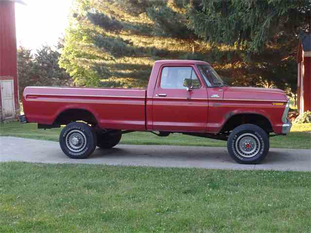 Picture of '77 F250 - MCLW