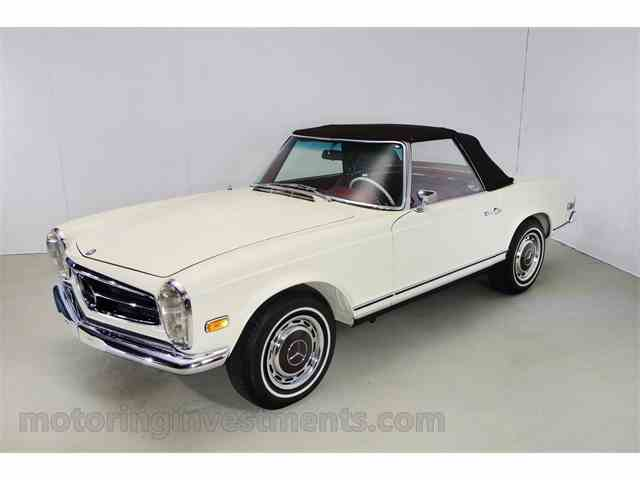 1971 Mercedes-Benz 280SL | 1042773