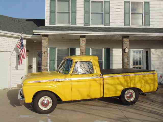 1964 Ford F100 | 1042776