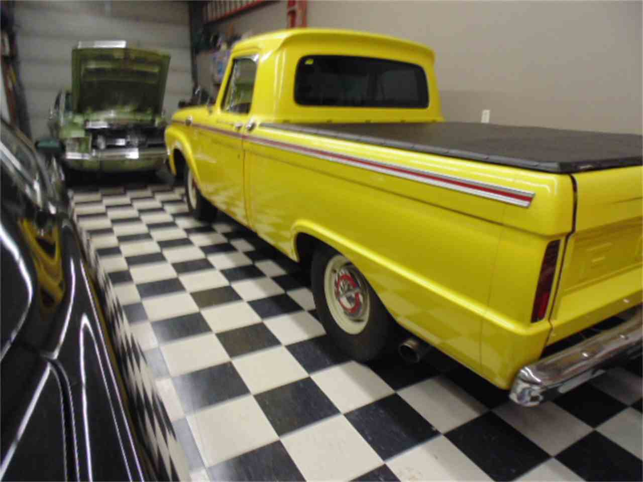 Large Picture of '64 F100 - MCM0