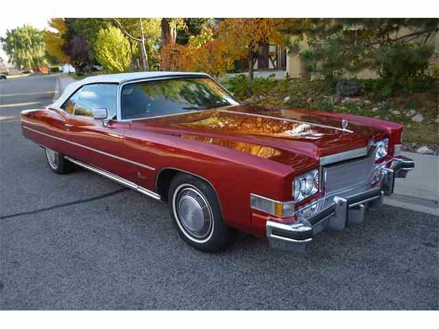1974 Cadillac Eldorado | 1042779