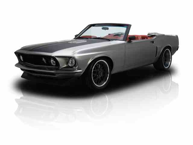 1969 Ford Mustang | 1042789