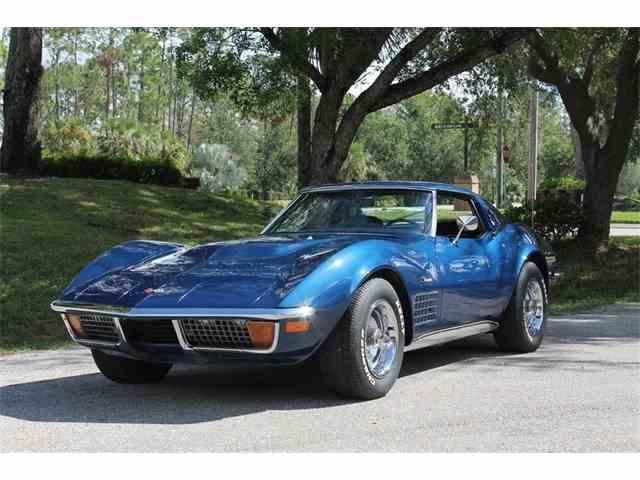 1972 Chevrolet Corvette | 1042807