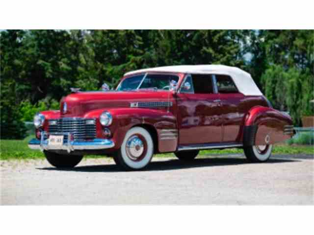 Picture of Classic '41 Series 62 - $72,500.00 Offered by North Shore Classics - MCMX