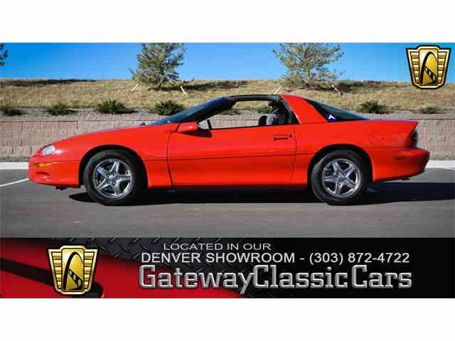 1998 Chevrolet Camaro | 1042816