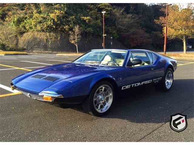 Picture of Classic 1972 De Tomaso Pantera located in California - $134,900.00 Offered by Fusion Luxury Motors - MCN9