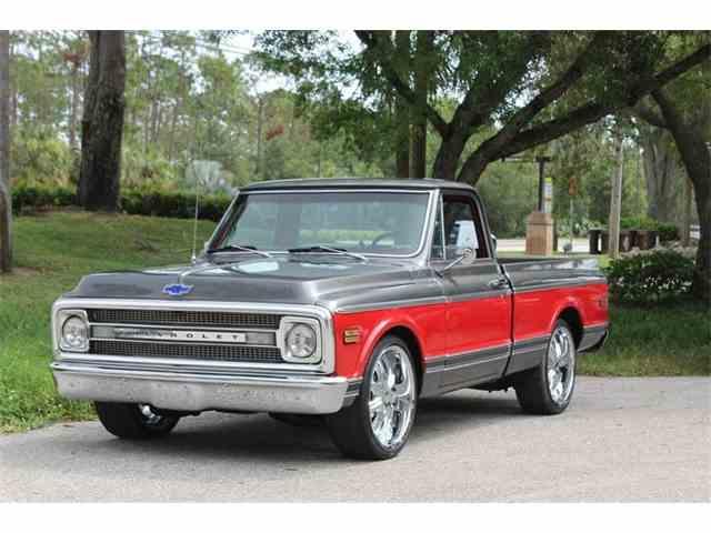 1969 Chevrolet C10 | 1042828