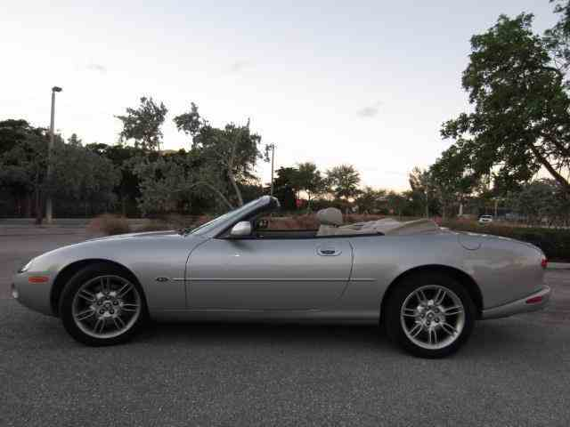 Picture of '01 XK8 - MCNL