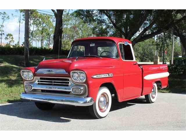 1959 Chevrolet 3100 | 1042836