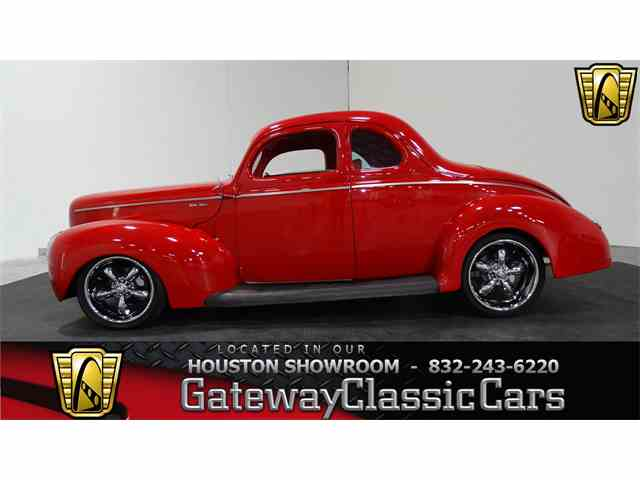 Picture of '40 Business Coupe - MCNP
