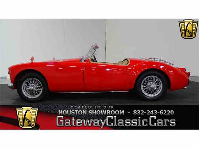 Picture of '61 MGA - MCNY
