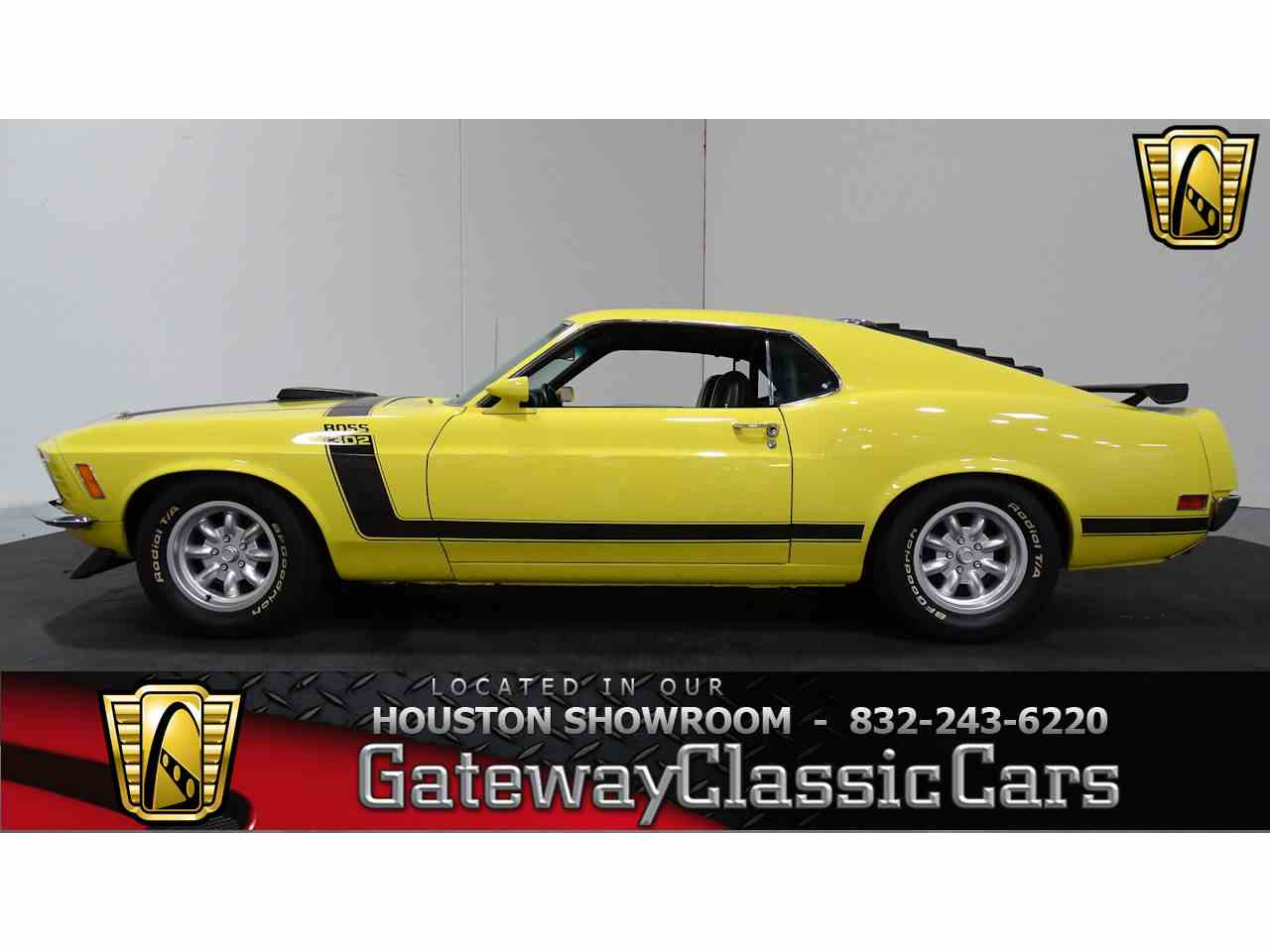 Large Picture of Classic '70 Mustang - MCO5