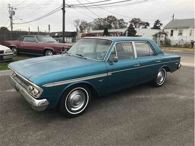Picture of '63 Rambler - MCOE