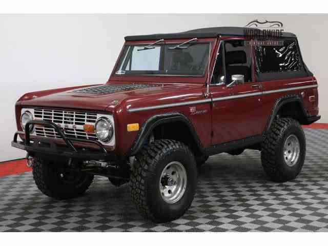 1974 Ford Bronco | 1042867