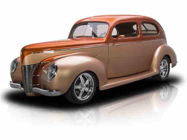 1940 Ford Sedan | 1042869