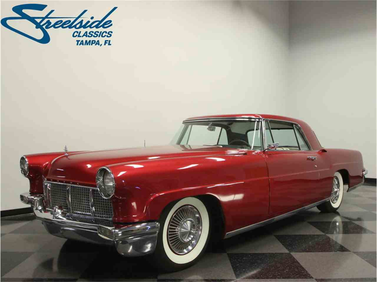 Large Picture of Classic 1956 Lincoln Continental Mark II located in Lutz Florida - $64,995.00 Offered by Streetside Classics - Tampa - MCON