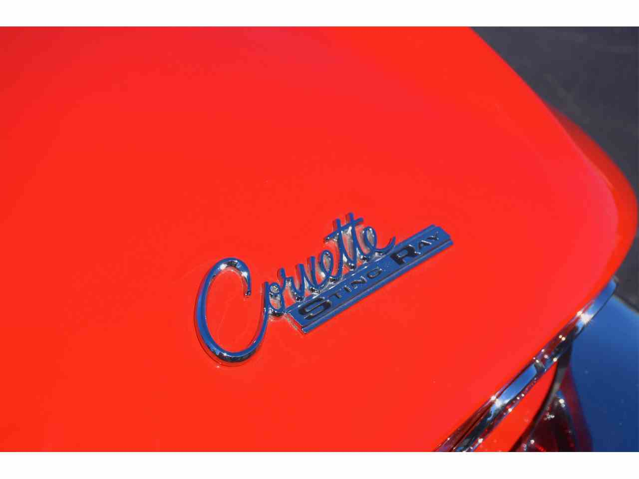 Large Picture of '64 Corvette - MCOS