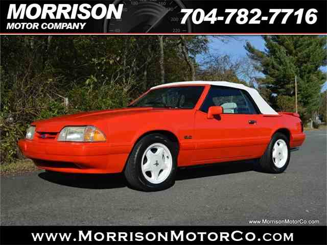 1992 Ford Mustang | 1042877
